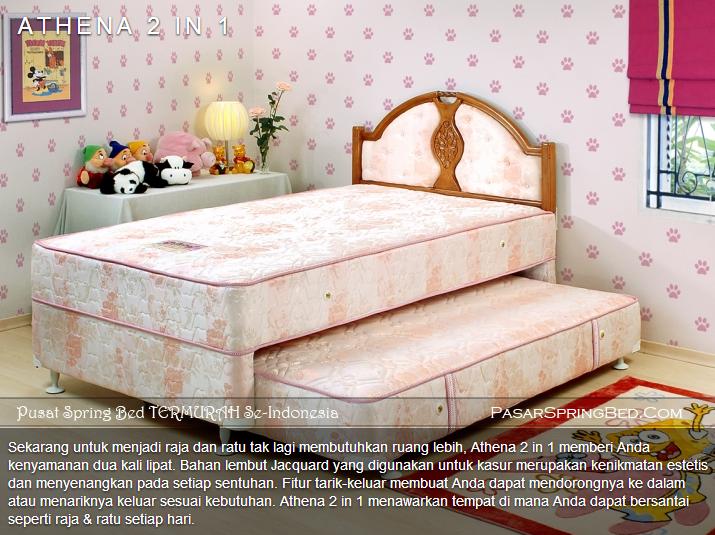 Harga Spring Bed Kasur Termurah Di Indonesia Toko Online