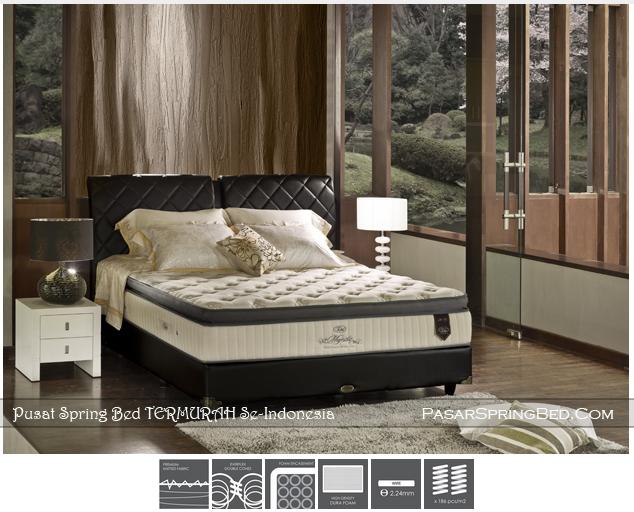 Harga Spring Bed Termurah Di Indonesia Toko Spring Bed